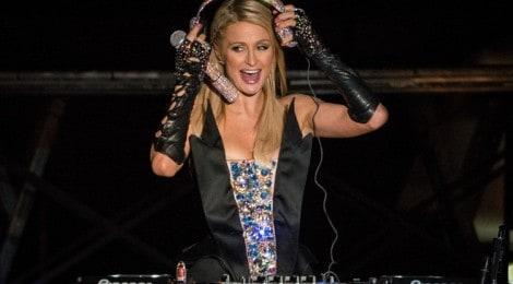 Paris Hilton se rozhodla stát slavnou DJkou