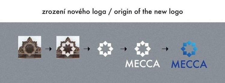 Nové logo klubu MECCA