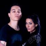 Hardtechno hrdličky Lukas & Fernanda Martins