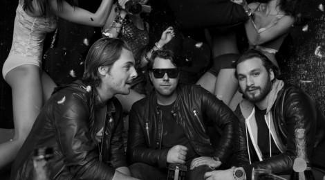 Epická show Swedish House Mafia se již řítí do Prahy!