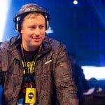 Legenda elektronické hudby Umek po dlouhé době v Praze