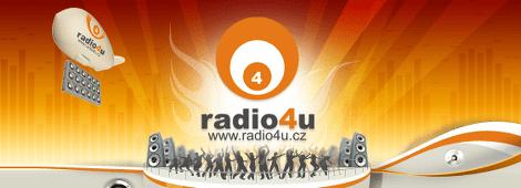 Radio4U - 1. rádio s hity 90.let
