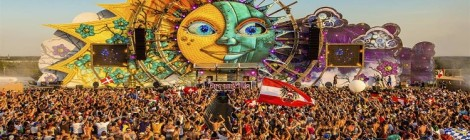 Tomorrowland 2014 Sety