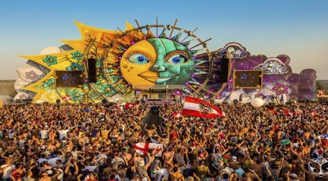 Sledujte Tomorrowland 2014 online