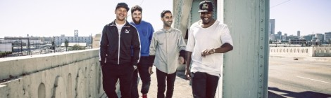 Rudimental právě vydali album We The Generation