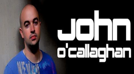 JOHN O'CALLAGHAN ZAZÁŘÍ NA TRANSMISSION 2016