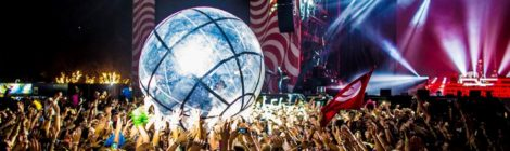 Festival Sziget hlásí téměř vyprodáno