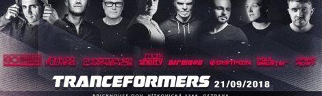 Tranceformers: Giuseppe Ottaviani + John 00 Fleming