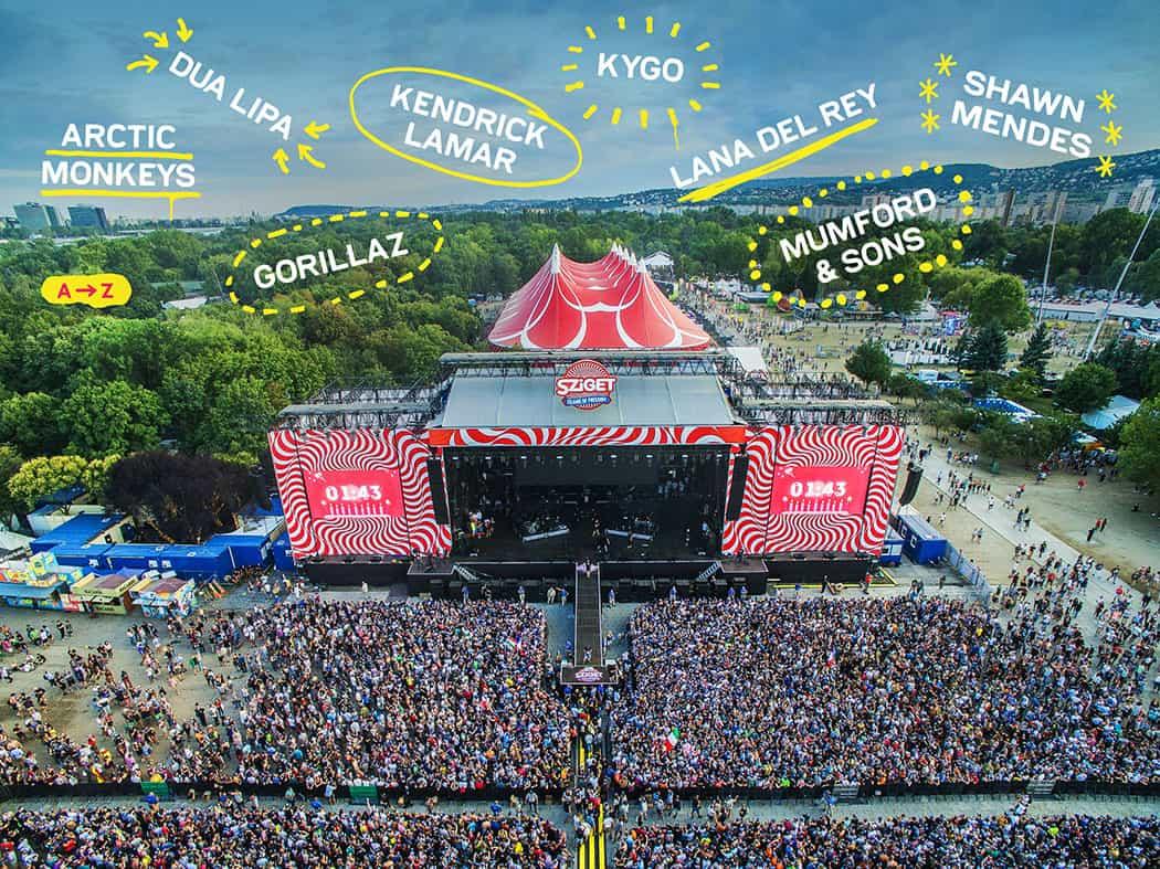 Festival Sziget
