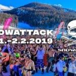 Pendulum a Michael Burian vyrazí na festival Snowattack
