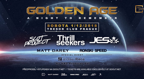 Golden Age – A Night To Remember
